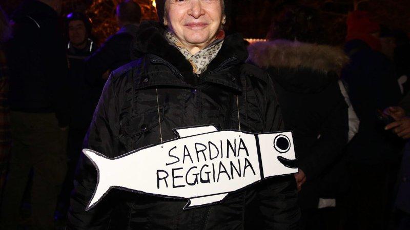 Les «sardines» rejettent  les sirènes populistes