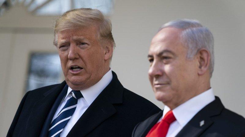 Un «deal» entre  les Etats-Unis et Israël