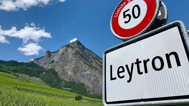 Employé diffamé à Leytron: le président définitivement condamné