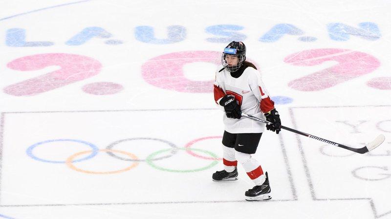 JOJ: «J'en ai gros sur la patate, ça me saoule…», soupire la hockeyeuse Alizée Aymon
