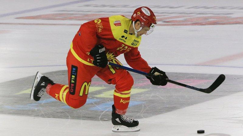 Hockey: vainqueur à Biasca, Sierre se rapproche un peu plus encore du maintien