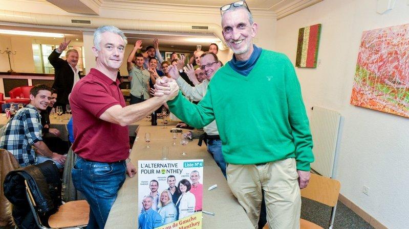 A Monthey, l'UDC et les Verts partiront seuls