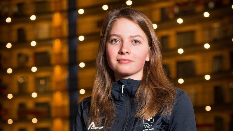 JOJ: après une chute lors des qualifications du skicross, Aurélie Sainz a dû être évacuée