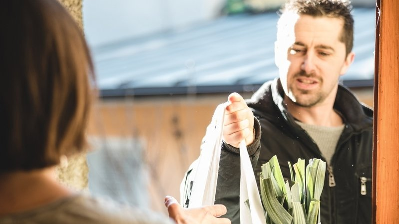 Comment remplir son panier autrement en Valais: l'épicerie locale en ligne (3/6)