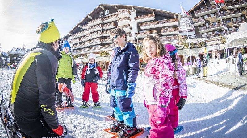 Festi'Neige offre une journée de sports de glisse à Anzère