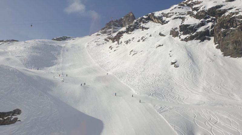 L'accident mortel s'est produit sur le domaine skiable de Lauchernalp.