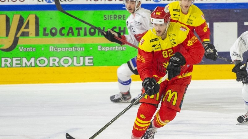 Hockey: Sierre ne trouve pas toujours pas la solution face à Ajoie