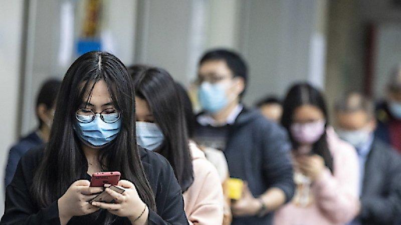 Coronavirus: 121 nouveaux décès pour un bilan de 1380 morts en Chine