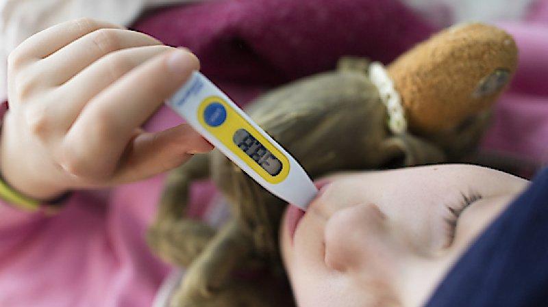 Santé: la grippe poursuit sa propagation en Suisse