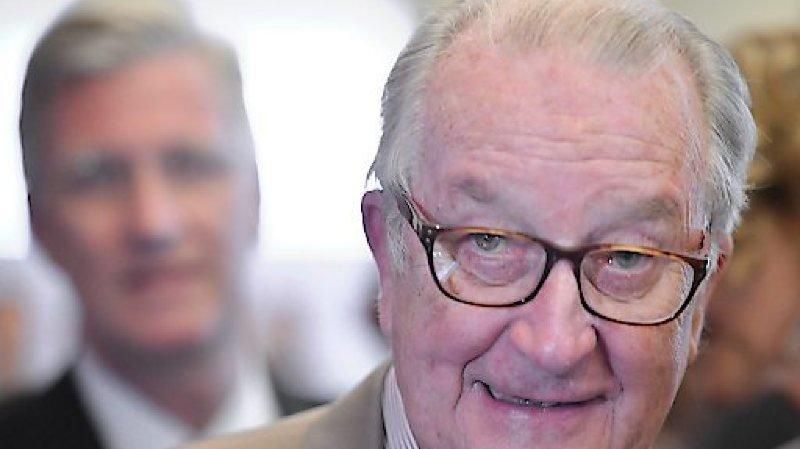 Belgique: l'ex-roi Albert reconnaît une fille illégitime