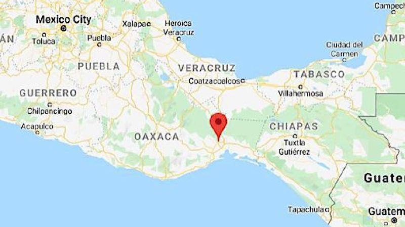 Mexique: frappé par un séisme de magnitude 5,3 au sud