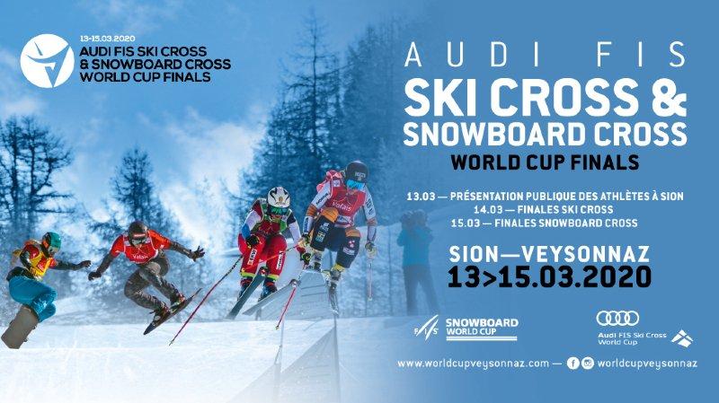 Audi FIS Ski Cross & Snowboard Cross World Cup Finals