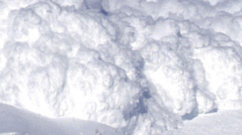 Deux coulées ont emporté des skieurs hors-piste (image d'illustration).