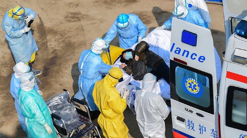Coronavirus: le bilan grimpe à 490 morts en Chine
