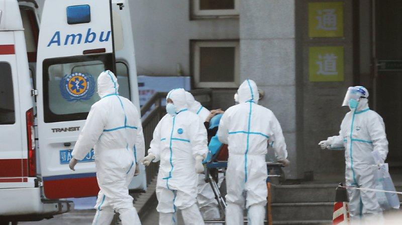 Le virus a été repéré en décembre à Wuhan, mégapole de 11 millions d'habitants dans le centre du pays (archives).