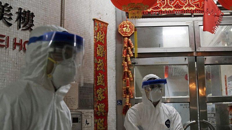 Coronavirus: la barre des 1000 morts a été franchie en Chine