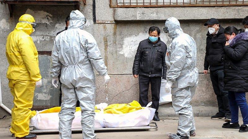 Coronavirus: le nombre de morts passe à 565 en Chine