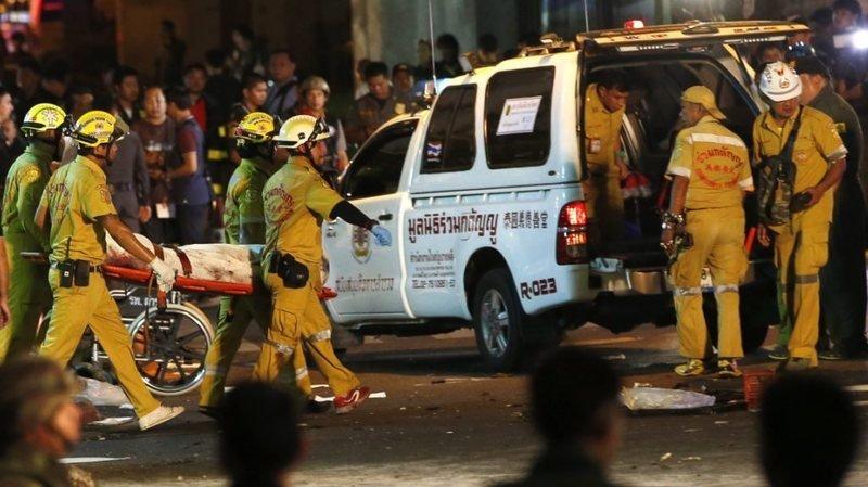 Thaïlande: au moins 20 morts et nouveaux tirs entendus