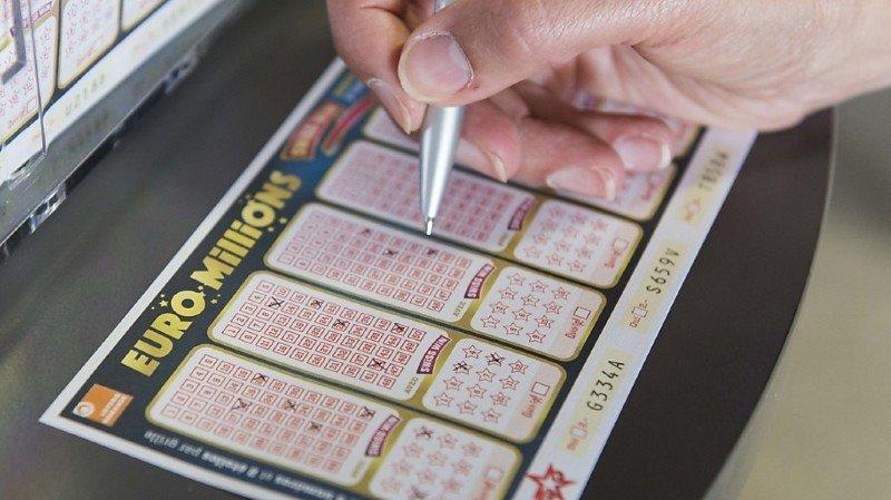 Euro Millions: un joueur remporte 139 millions de francs