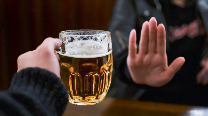 Dry January: ces Valaisans qui passent janvier sans boire une goutte d'alcool