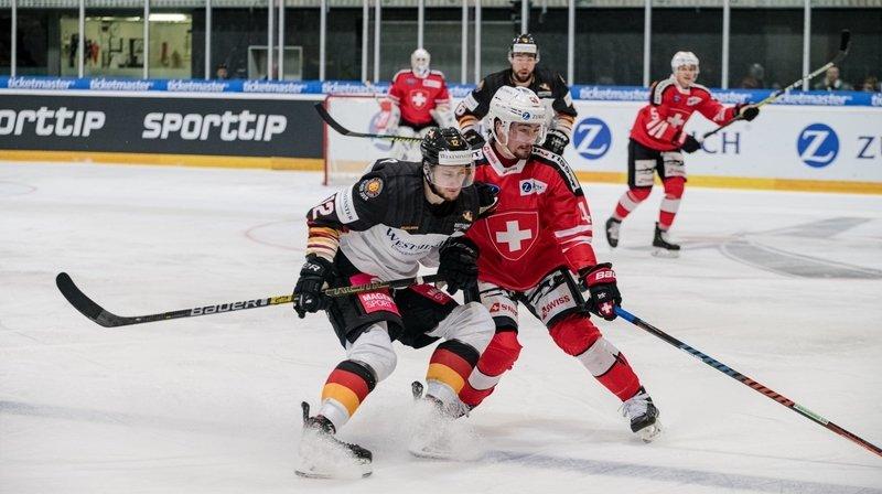 Les Suisses ont livré un match solide en Appenzell.