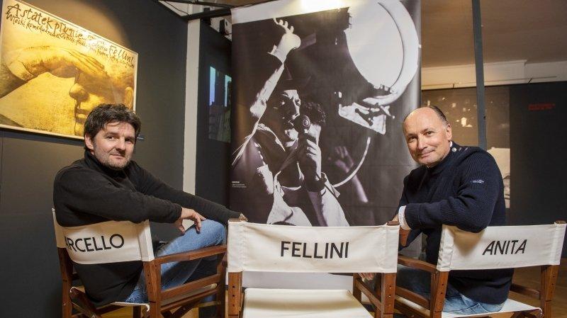 Le génie centenaire de Fellini place Sion au cœur du monde