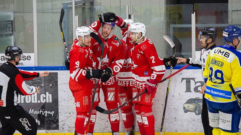 Hockey: cette fois, le HCV Martigny a sa licence et peut revendiquer la promotion