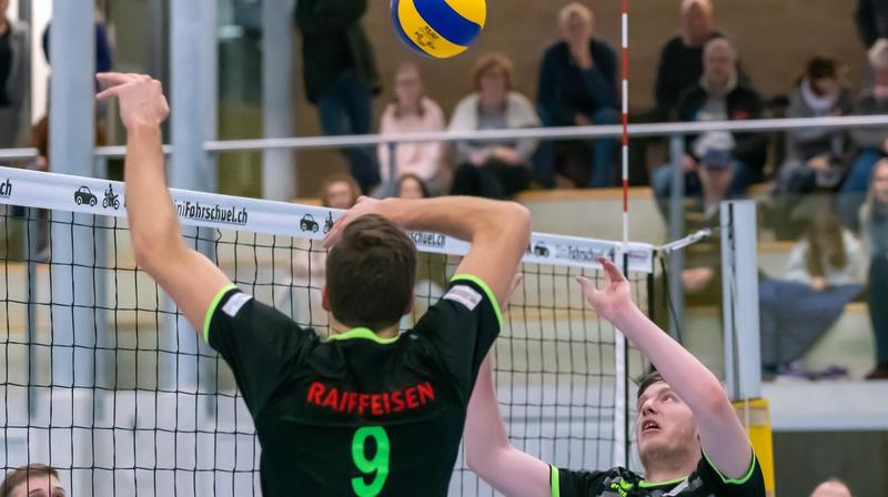 La LNB de Fully a signé une nouvelle défaite (3-0) face à Volero Aarberg.