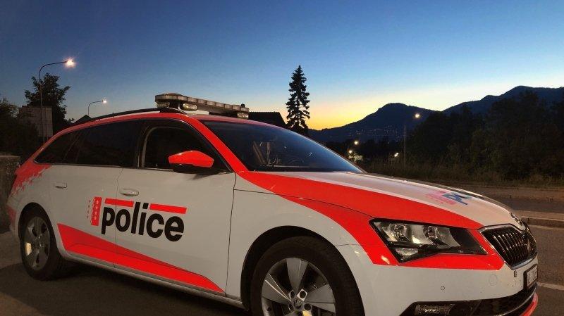 Un chauffard arrêté à 122km/h à Sion