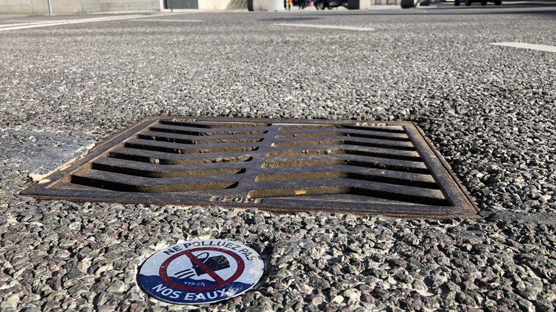 La ville de Sierre sensibilise la population à la protection des eaux