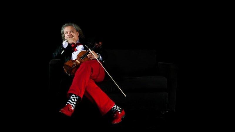 Roby Lakatos: un violon tzigane ensorcelant à Crans-Montana