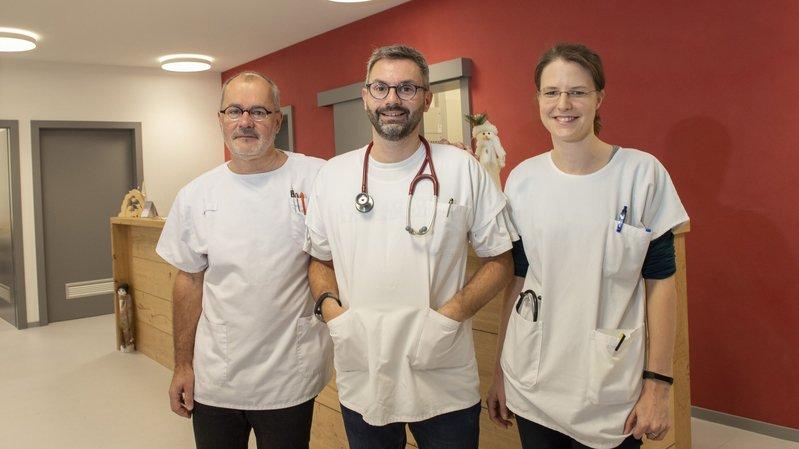 Nendaz: un an après son ouverture, la Maison de la Santé convainc
