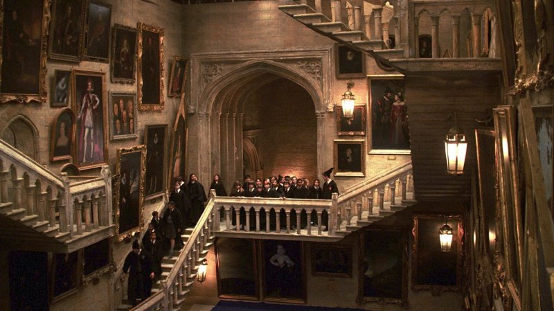 Evolène: carnaval chez Harry Potter