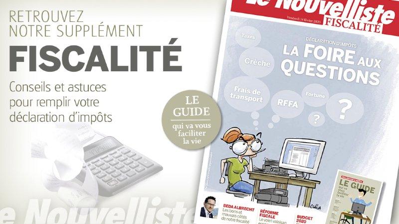 Le magazine «Fiscalité» en lecture gratuite, c'est par ici!