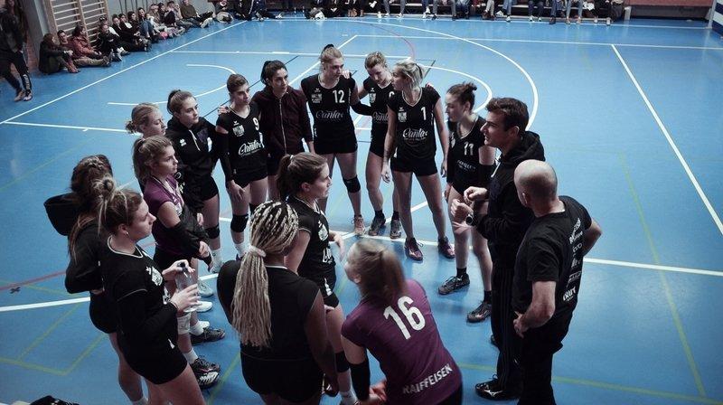 Martigny s'incline, Rhône Volley divise la mise