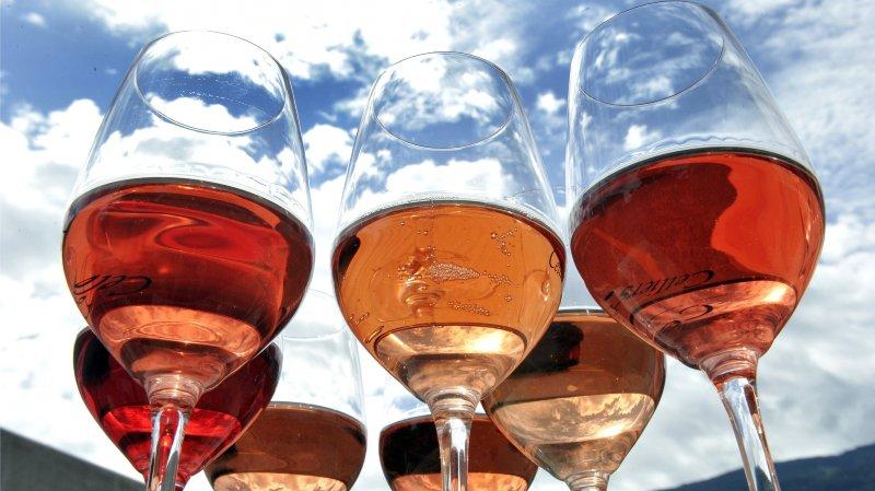 Valais: nos professionnels oseront-ils le rosé pour assainir le marché?