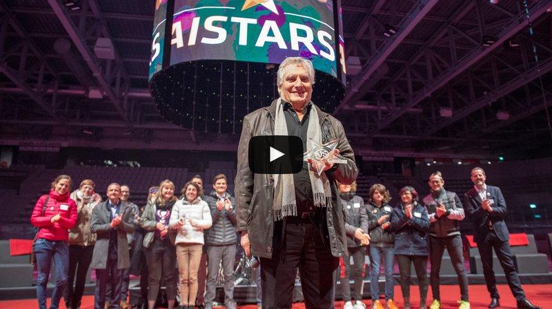 ValaiStars 2019: revivez les meilleurs moments de la cérémonie et le sacre de Léonard Gianadda en vidéo