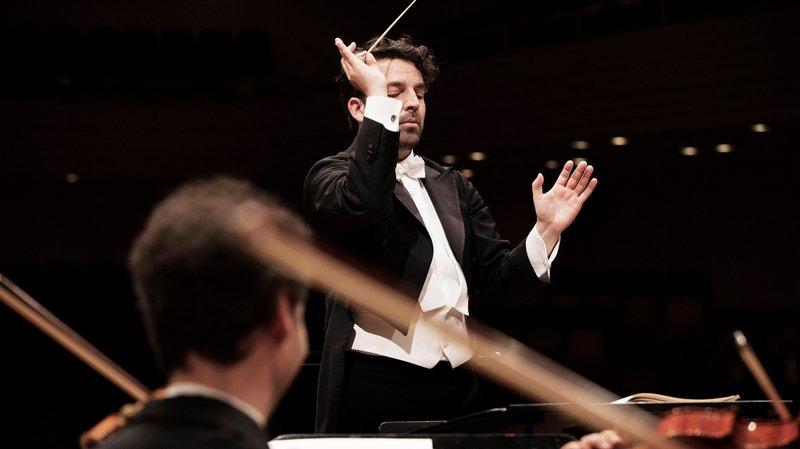 Un nouveau chef pour le Verbier festival junior orchestra