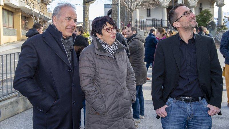 Grimisuat: Raphaël Vuigner s'apprête à livrer un nouveau duel contre le PDC