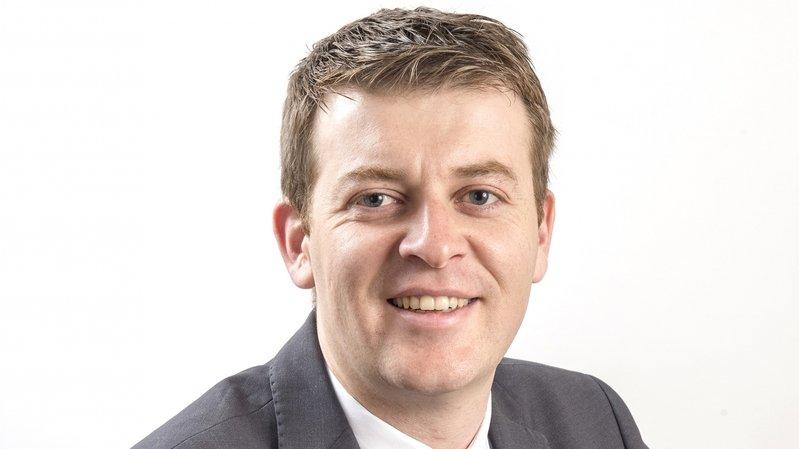 Le député PLR Xavier Mottet a été élu avec 66 voix.
