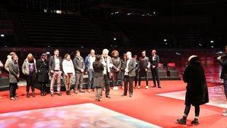 Soirée de gala Valaistars 2019, Lonza Arena à Viège 16.01.2020