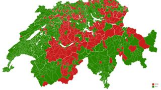 Votations fédérales du 9 février: découvrez les résultats commune par commune