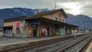 La gare de Bex sera modernisée