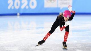 JOJ: «je n'avais jamais patiné devant autant de monde», Alexia Turunen