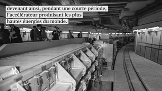 Il y a 60 ans, le CERN inaugurait son accélérateur de particules