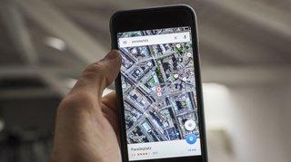 Google Maps donne désormais des infos en temps réel sur les transports publics suisses