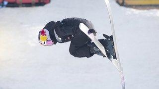Ski freestyle: Mathilde Gremaud 2e à Calgary