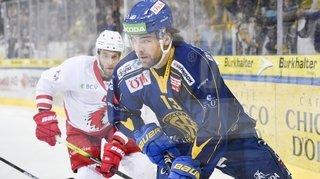Luca Hischier: «En équipe de Suisse avec Nico? Un rêve»