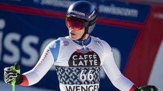 Fin de saison pour le skieur martignerain Arnaud Boisset