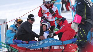 Ski alpin: saison terminée pour Aline Danioth